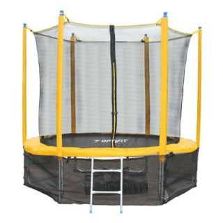 Батут OPTIFIT SUN LIKE 14ft 4,27 м