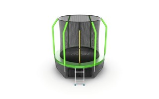 Батут EVO JUMP COSMO 6FT GREEN + LOWER NET