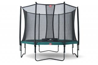 Батут Berg Champion 380 + Safety Net Comfort 380