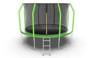 Батут EVO JUMP COSMO 12FT GREEN