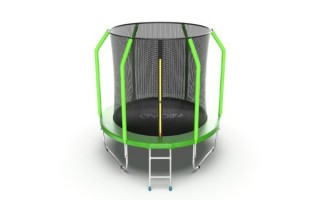 Батут EVO JUMP COSMO 6FT GREEN