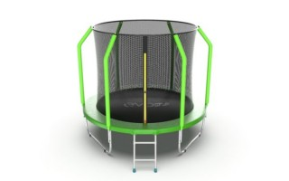 Батут EVO JUMP COSMO 8FT GREEN