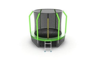 Батут EVO JUMP COSMO 8FT GREEN + LOWER NET