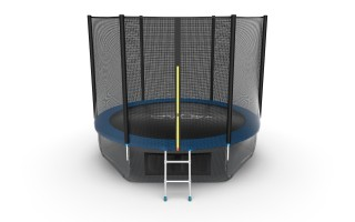 Батут EVO JUMP EXTERNAL 10 FT BLUE + LOWER NET