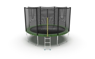 Батут EVO JUMP EXTERNAL 12FT GREEN