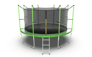 Батут EVO JUMP INTERNAL 12FT GREEN
