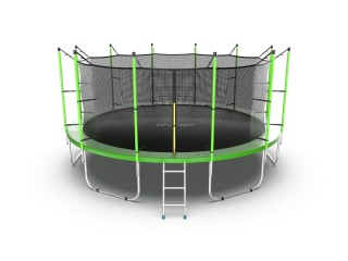 Батут EVO JUMP INTERNAL 16FT GREEN