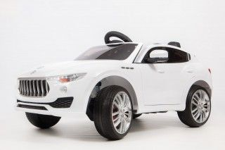 Электромобиль BARTY MASERATI LEVANTE T005MP белый
