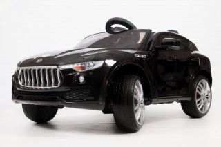 Электромобиль BARTY MASERATI LEVANTE T005MP черный