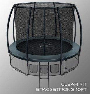 Батут CLEAR FIT SPACE STRONG 10 FT