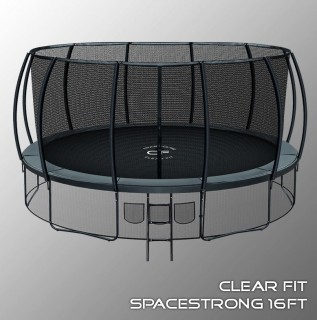 Батут CLEAR FIT SPACE STRONG 16 FT