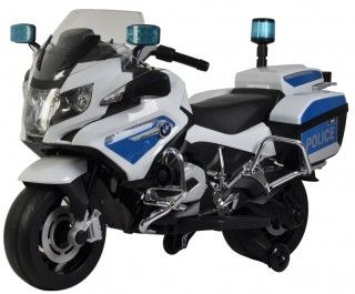 Детский мотобайк BARTY BMW R1200RT-P POLICE MOTOBAIKE white