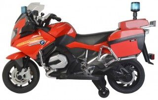 Детский мотобайк BARTY BMW R1200RT-P POLICE MOTOBAIKE red